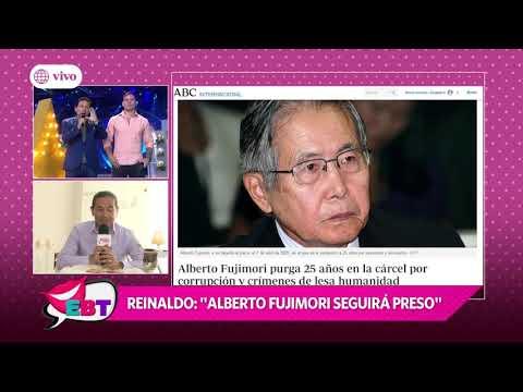 Reinaldo Dos Santos: Keiko Fujimori saldrá libre antes de fin de año