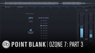 izotope ozone 7 tutorial mastering dance music pt 3