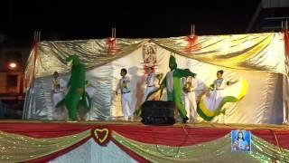 Grupo de Danzas Montubias Los Chapulos del Cpc de Vinces