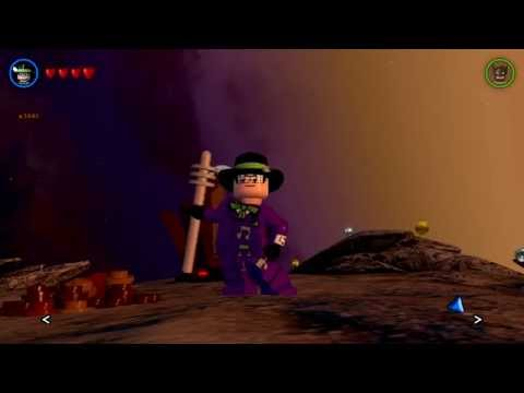 LEGO Batman 3: Beyond Gotham - Music Meister Gameplay and Unlock Location