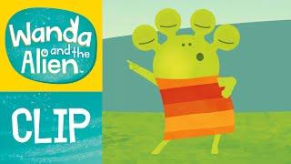 Wanda and the Alien Dancing Clip