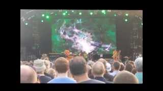 Hawkwind Playing Hassan-i Sabbah Live at Jodrell Bank, July 6th 2013