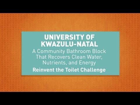 Reinvent the Toilet Challenge: University of KwaZulu-Natal | Bill & Melinda Gates Foundation
