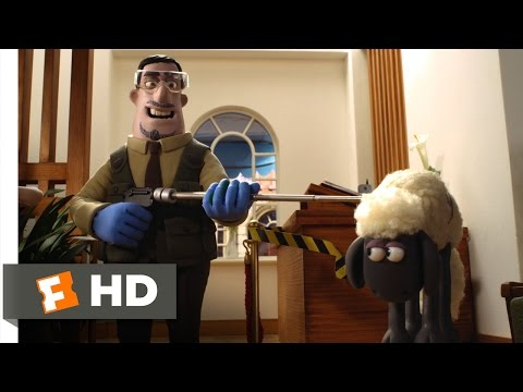 Shaun the Sheep Movie 2015  Lunch Fiasco  510  Movies