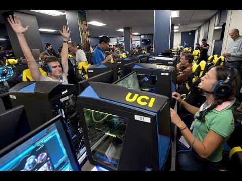 UC Irvine launches esports arena