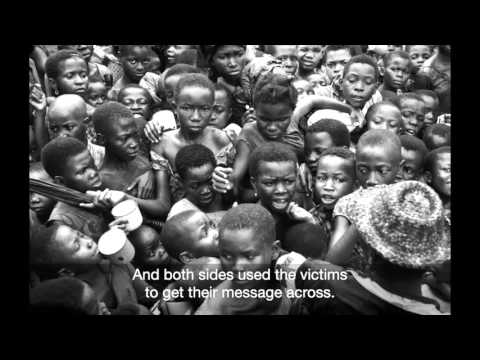 Nigeria Biafra War ICRC opens its archives