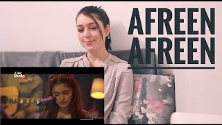 Gambar cover AFREEN AFREEN | Coke Studio Season 9 | Rahat Fateh Ali Khan | Momina Mustehsan | REACTION!
