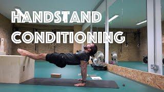 Handstand Conditioning