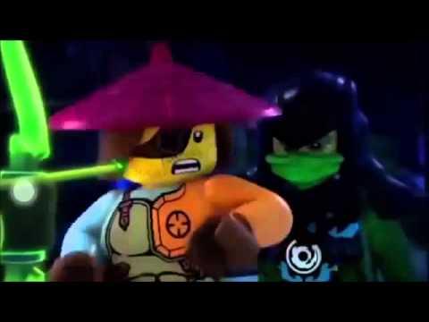 Lego ninjago под музыку  Monstr mp3