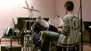 Μαθήματα Drums - Ωδείο Ραζή - Instrumental Drum Covers Part 1/2