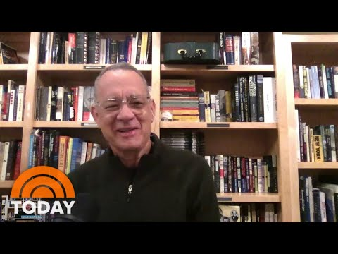 Tom-Hanks-Talks-About-His-Recovery-From-Coronavirus-And-New-Film-'Greyhound'-TODAY