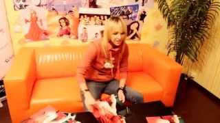 Лена Третьякова - Ранетки - Интервью для проекта Автографомания - 2014