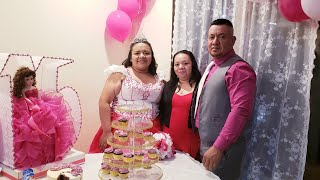 Gambar cover Mis Quince Años Stephany