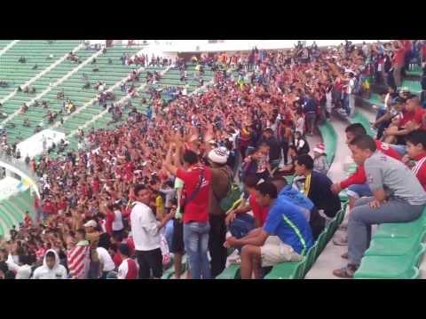 Ultras Imazighen 06 chant DALIO ambiance HD