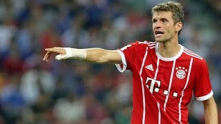 What makes Thomas Muller so good? Visual Analysis #1