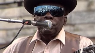 Download John Lee Hooker - Crawlin' Kingsnake - 8/17/1991 - Newport Jazz Festival (Official) MP3 song and Music Video