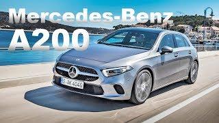 進擊的a咖! Mercedes-Benz A200|海外試駕