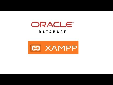 Install Oracle Database Xampp And Config Php Connect To Oracle