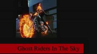 SpiderBait Ghost Riders In The Sky