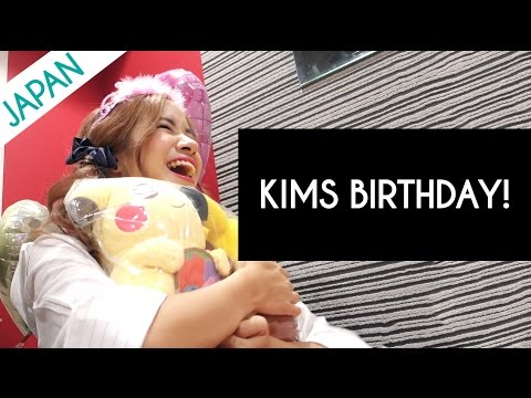 KIMS BIRTHDAY PARTY | Korean food + All Night Karaoke