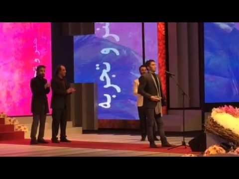 fajr international film festival. best film producer ali hazrati production manager meysam kaed