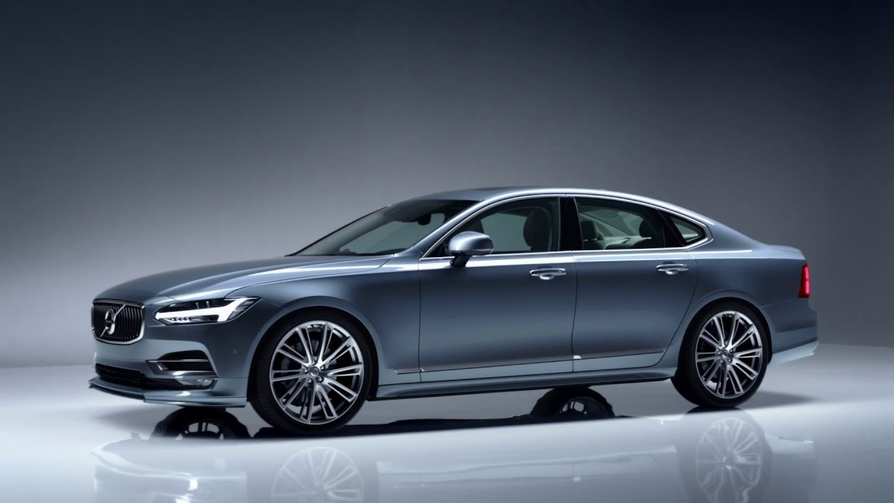 volvo s90 berline de luxe finition inscription youtube