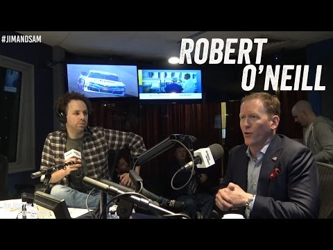 Robert O'Neill - Killing Bin Laden, Joining the Navy Seals, Life After and His New Book