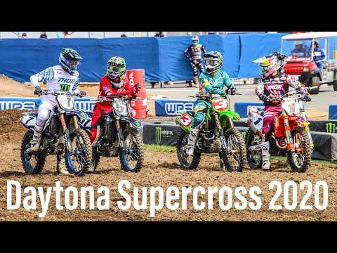 Daytona Supercross 2020