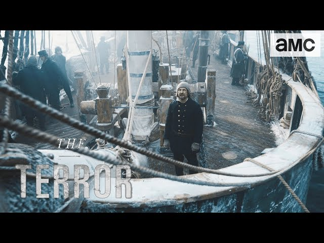 Creating the World of The Terror: VFX & Elaborate Sets Behind the Scenes