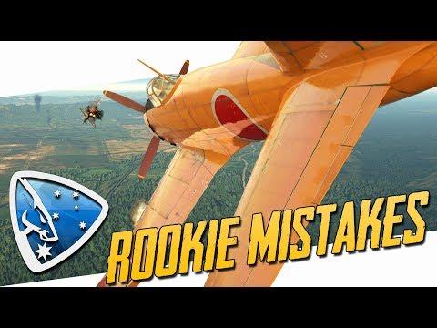 War Thunder: Rookie Mistakes