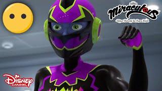SUSTURUCU😶 Mucize Uğur Böceği ile Kara Kedi  Disney Channel TR
