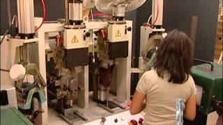 How SAS Shoes Are Made By Hand