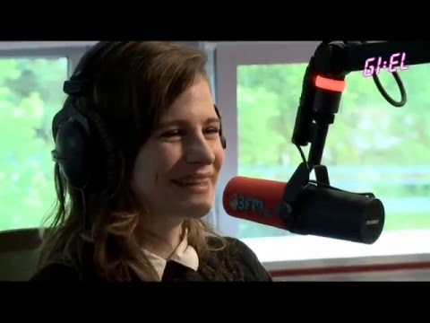 Interview Christine and the Queens pour Radio 3fm