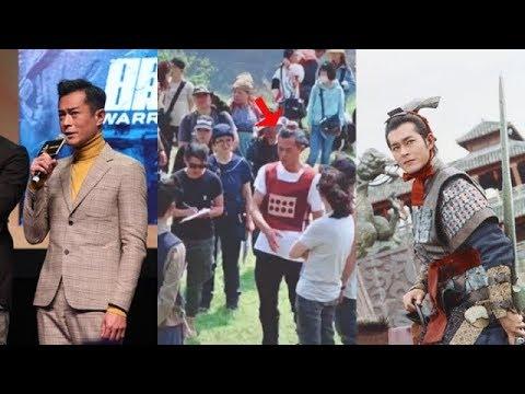 """2019-04-12 電影版《尋秦記》貴州開拍  古天樂""""項少龍""""造型曝光"""