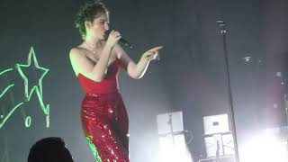 Lorde Green  Light live Fabrique Milano 12.10.2017