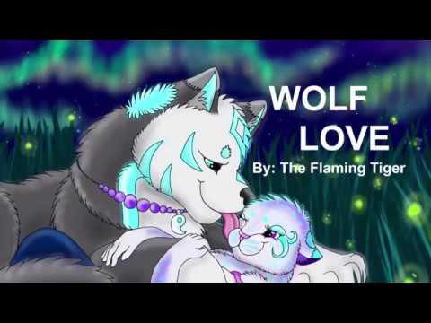 Любовь волков анимация
