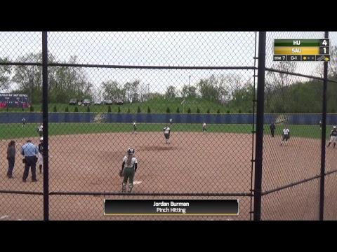 Softball Vs. Huntington (Game 2)