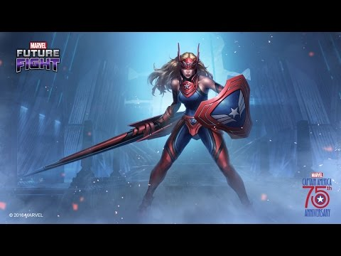 Marvel: Future Fight - Sharon Rogers Unlocked