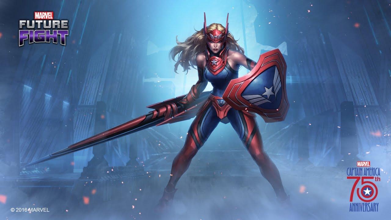 Marvel Future Fight Sharon Rogers Unlocked Youtube