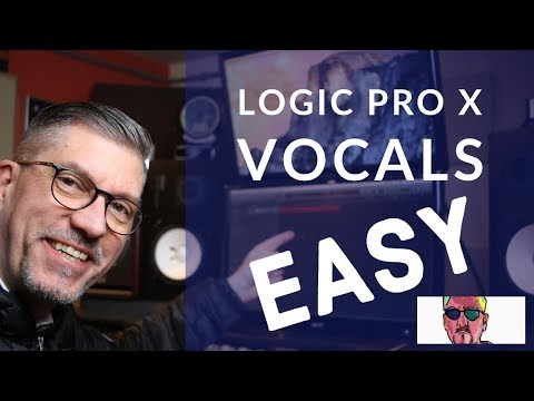Recording Vocals In Logic Pro X in 5 Easy Steps