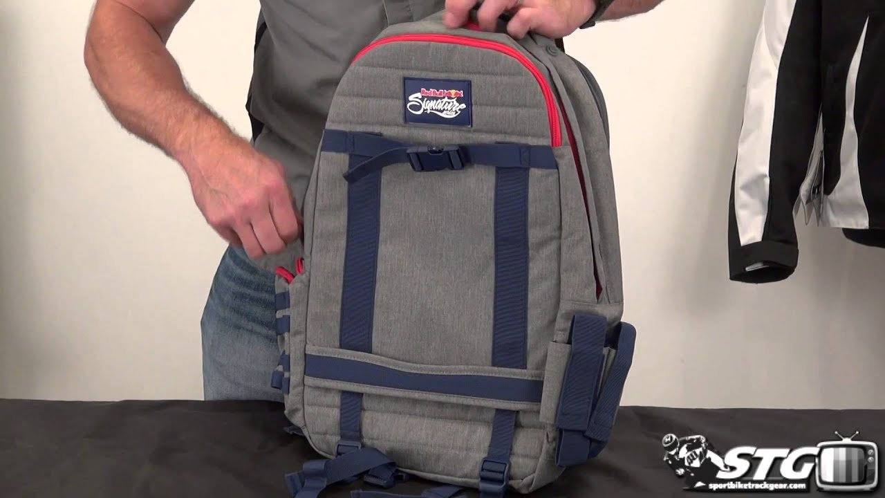 Ogio Red Bull Signature Series Skate Back Pack Review from ...