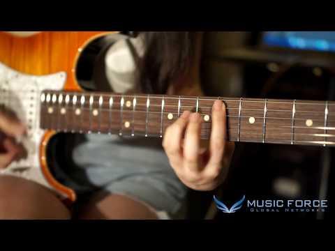 [MusicForce] Suhr Standard Pro Demo - Chuck Loeb 'The Music Outside' by Guitarist '김채령'