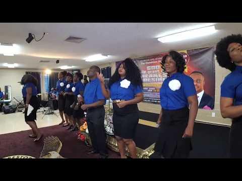 Live Radio Events - Restoration Chapel International, Delaware. Revival Day 2