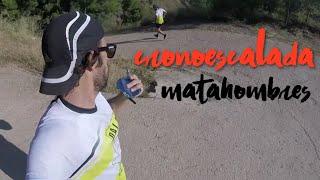 """CRONOESCALADA (entrenamiento) en el """"MATAHOMBRES"""". 🔥FUEGO a la ZAPATILLA🔥"""