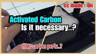 Penggunaan carbon aktif di box filter aquarium berfungsi sebagai filter kimiawi yang menyerap racun dan kandungan air sangat kecil. Biasanya hanya dipakai ...