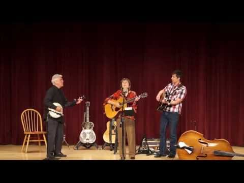 Music of the Carolinas - Alice Gerrard with Scott Manring and special guest cliff Hale