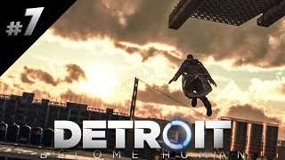 Detroit: Become Human PL #07 - SKOK WIARY!