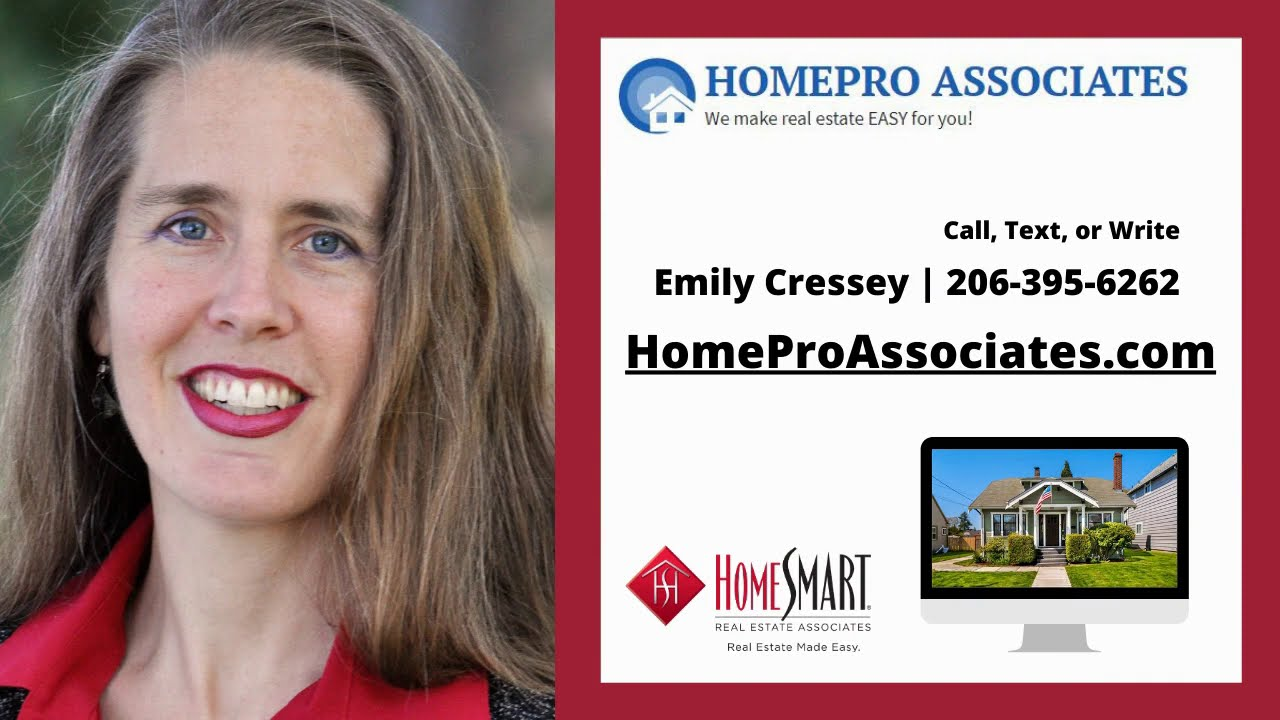 Welcome To Home Pro Associates w/ Emily Cressey. We Are Here To Serve!