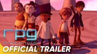 RPG Metanoia official full trailer [HQ]