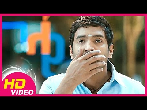 Raja Rani -Nayanthara insults Arya Travel Video